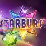 Starburst, één van 's werelds populairste videoslots