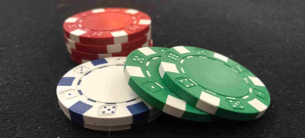 Blackjack stapel fiches